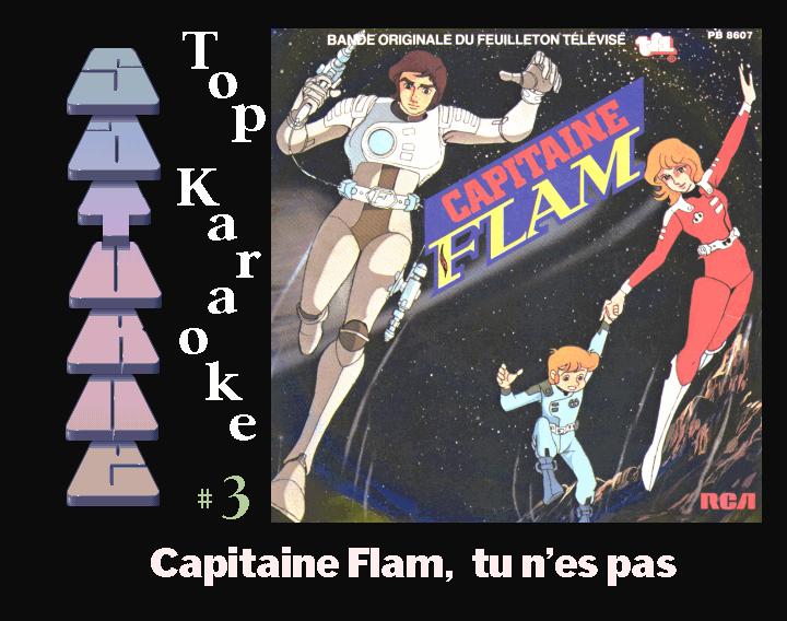karaoke capitaine flam