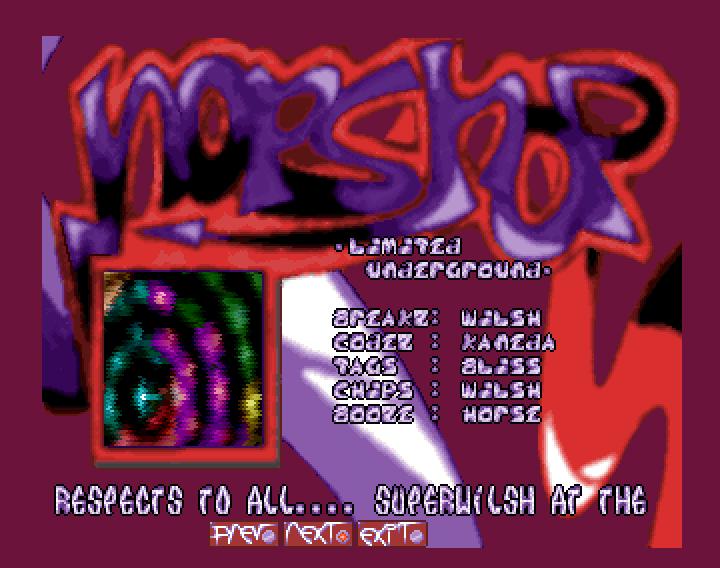 Grasshopper Developments (Amiga Demo Scene Group)