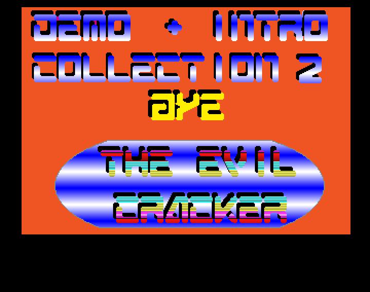 Black Shadow (Amiga Crack Intro)