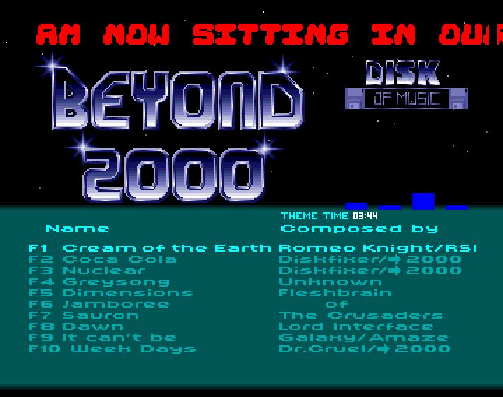 mod cream of the earth (Amiga Music)