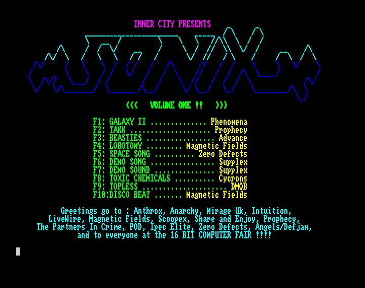 mod space-song (Amiga Music)